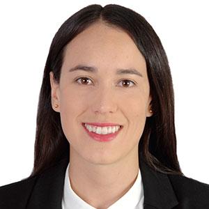 expositora Melissa zupan