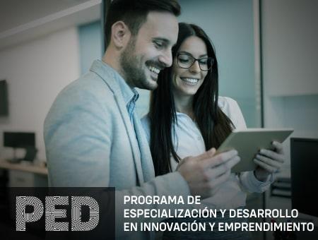 especializacion emprendimiento innovacion mobil